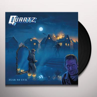 Quartz FEAR NO EVIL Vinyl Record