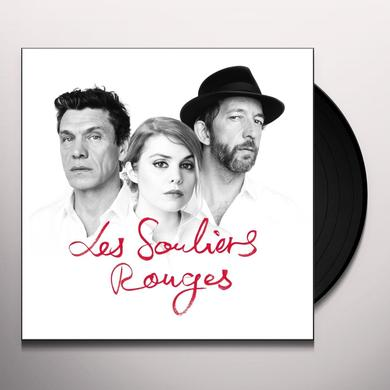 Coeur De Pirate LES SOULIERS ROUGES Vinyl Record