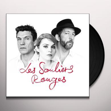 Coeur De Pirate LES SOULIERS ROUGES  (FRA) Vinyl Record - Gatefold Sleeve