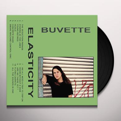 Buvette ELASTICITY Vinyl Record