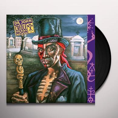 Dr John CREOLE MOON Vinyl Record
