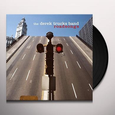 Derek Trucks ROADSONGS Vinyl Record - Holland Import