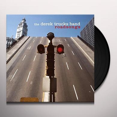 Derek Trucks ROADSONGS Vinyl Record