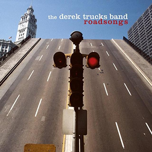 TRUCKS,DEREK ROADSONGS Vinyl Record - Holland Import