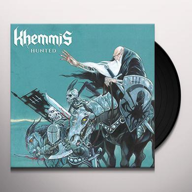 KHEMMIS HUNTED (SILVER VINYL) Vinyl Record