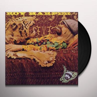 Roy Harper FLAT BAROQUE & BERSERK Vinyl Record