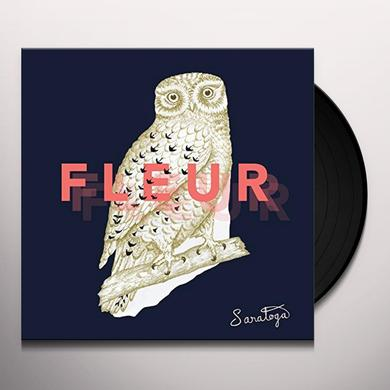 Fleur SARATOGA Vinyl Record