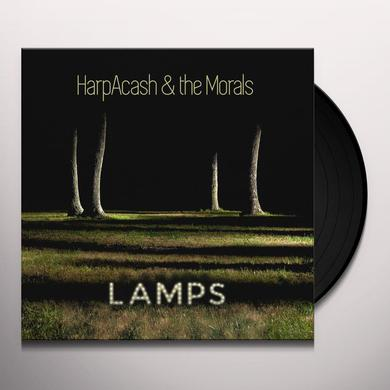 HARPACASH & THE MORALS LAMPS Vinyl Record