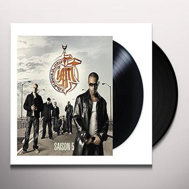 IAM SAISON 5 Vinyl Record