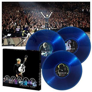 David Bowie Reality Tour 3-LP Box Set (Vinyl)
