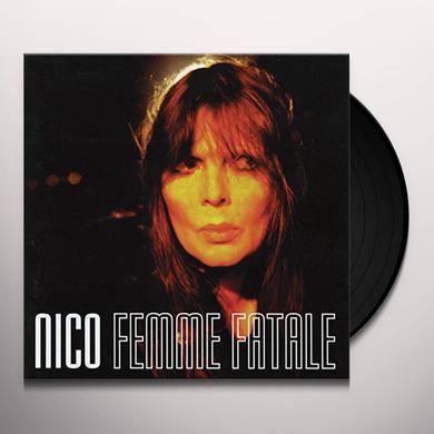 Nico FEMME FATALE Vinyl Record