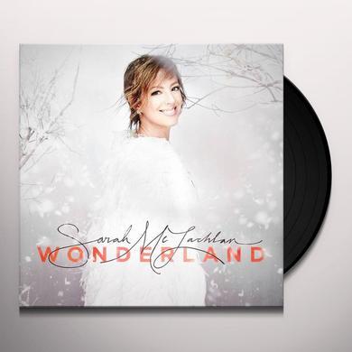 Sarah Mclachlan WONDERLAND Vinyl Record