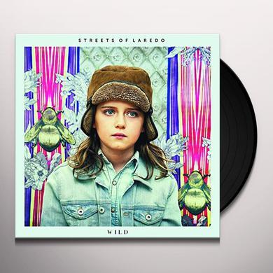 STREETS OF LAREDO WILD Vinyl Record