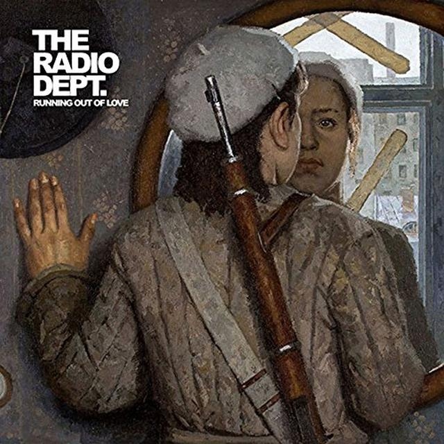 The Radio Dept. RUNNING OUT OF LOVE Vinyl Record - Colored Vinyl, Limited Edition