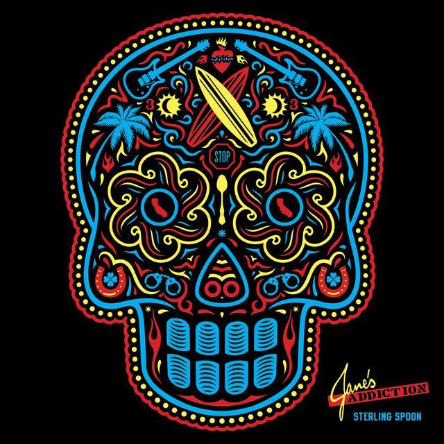 Jane's Addiction STERLING SPOON Vinyl Record - 180 Gram Pressing