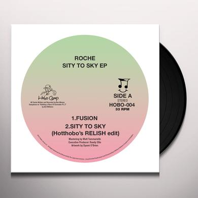 Roche SITY OT SKY Vinyl Record
