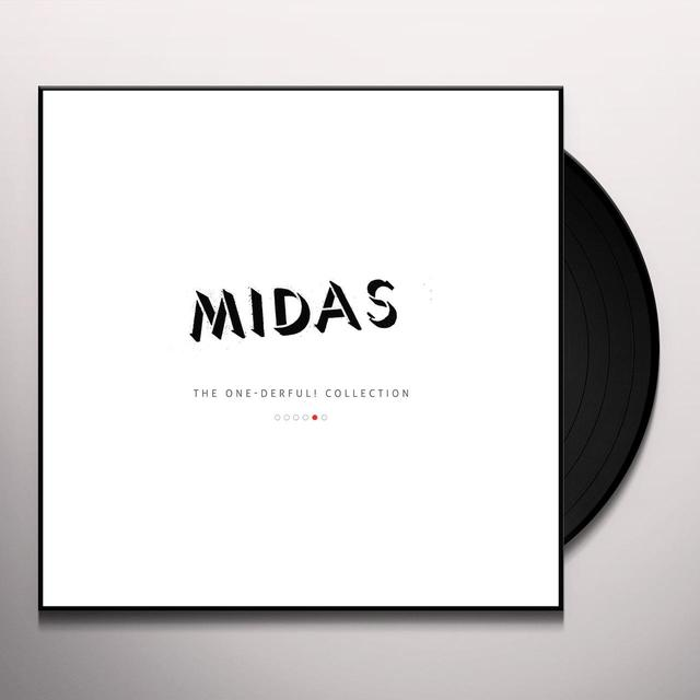 MIDAS RECORDS COLLECTION / VARIOUS (DLCD) MIDAS RECORDS COLLECTION / VARIOUS Vinyl Record - Digital Download Included