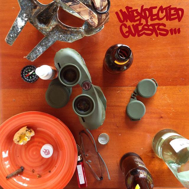 Mf Doom UNEXPECTED GUESTS Vinyl Record