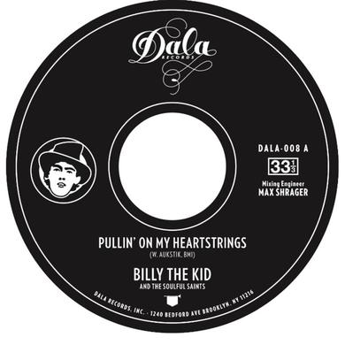 Billy The Kid PULLIN' ON MY Vinyl Record