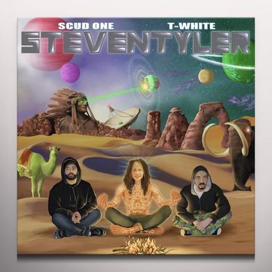 SCUD ONE / T-WHITE STEVEN TYLER Vinyl Record