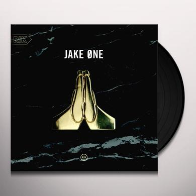 Jake One PRAYER HANDS Vinyl Record