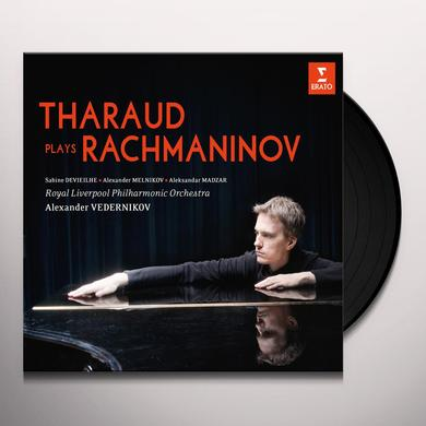 Rachmaninoff / Alexandre Tharaud / Liverpool Phil PIANO CONCERTOS NO 2 / VOCALISE / 2 PIEVCES FOR 6 Vinyl Record