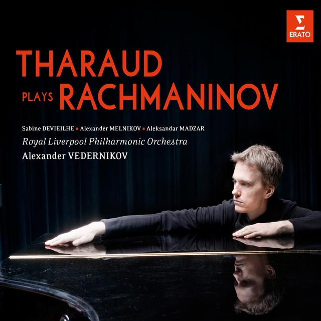 RACHMANINOFF / THARAUD,ALEXANDRE / LIVERPOOL PHIL PIANO CONCERTOS NO 2 / VOCALISE / 2 PIEVCES FOR 6 Vinyl Record