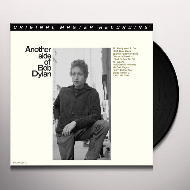 ANOTHER SIDE OF BOB DYLAN Vinyl Record - Limited Edition, 180 Gram Pressing, Mono