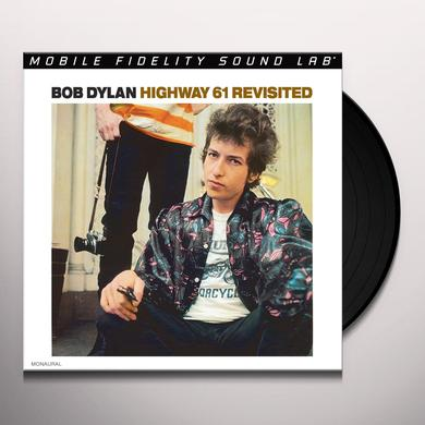 Bob Dylan HIGHWAY 61 REVISITED Vinyl Record - Limited Edition, 180 Gram Pressing, Mono