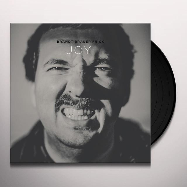 Brandt Brauer Frick JOY Vinyl Record - w/CD