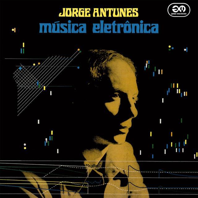 ANTUNES,JORGE MUSICA ELETRONICA Vinyl Record