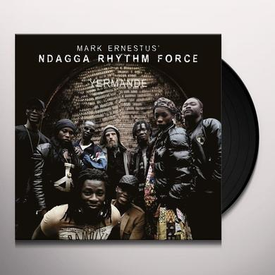 Mark Ndagga Rhythm Force Ernestus YERMANDE Vinyl Record
