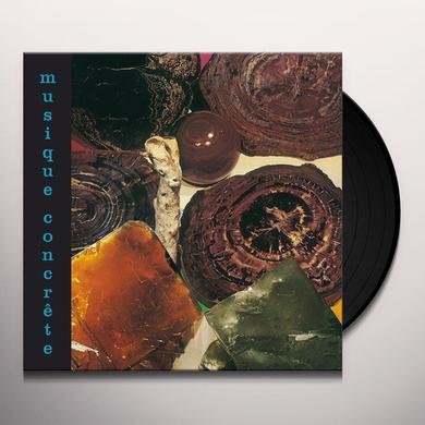 MUSIQUE CONCRETE / VARIOUS Vinyl Record
