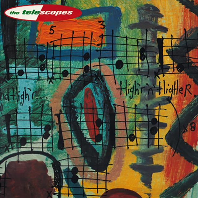 TELESCOPES Vinyl Record