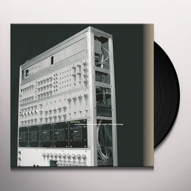 AN ANTHOLOGY OF NOISE & ELECTRONIC MUSIC 3 / VAR Vinyl Record