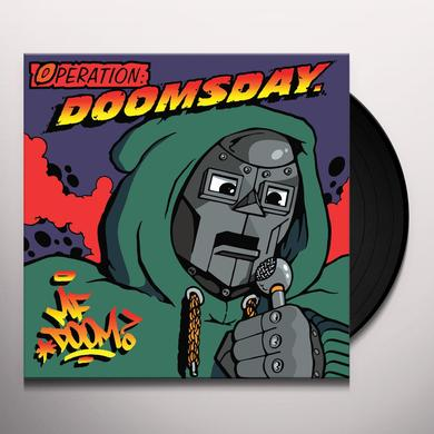 Mf Doom OPERATION: DOOMSDAY Vinyl Record