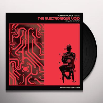 Adrian Presents Younge ELECTRONIQUE VOID: BLACK NOISE Vinyl Record