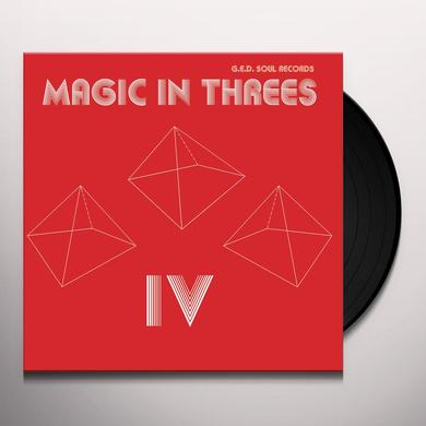Magic In Threes IV Vinyl Record