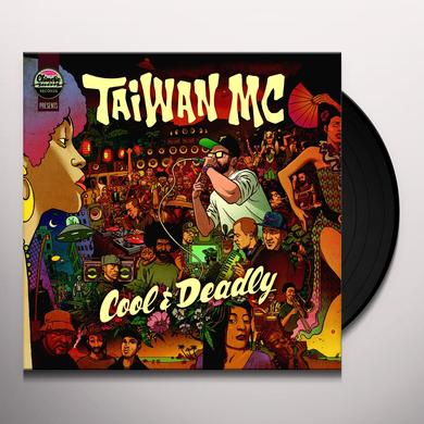 Taiwan Mc COOL & DEADLY Vinyl Record
