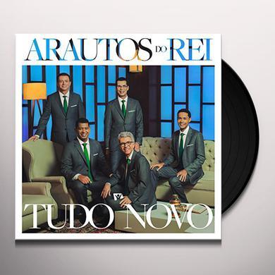 ARAUTOS DO REI TUDO NOVO Vinyl Record