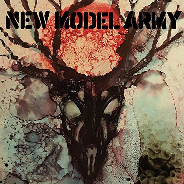 New Model Army WINTER (GER) Vinyl Record