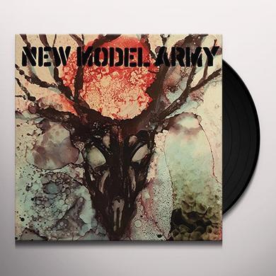 New Model Army WINTER (GER) Vinyl Record