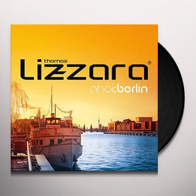 Thomas Lizzara AHOI: BERLIN Vinyl Record