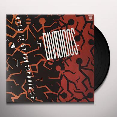 Divididos 40 DIBUJOS AHI EN EL PISO Vinyl Record