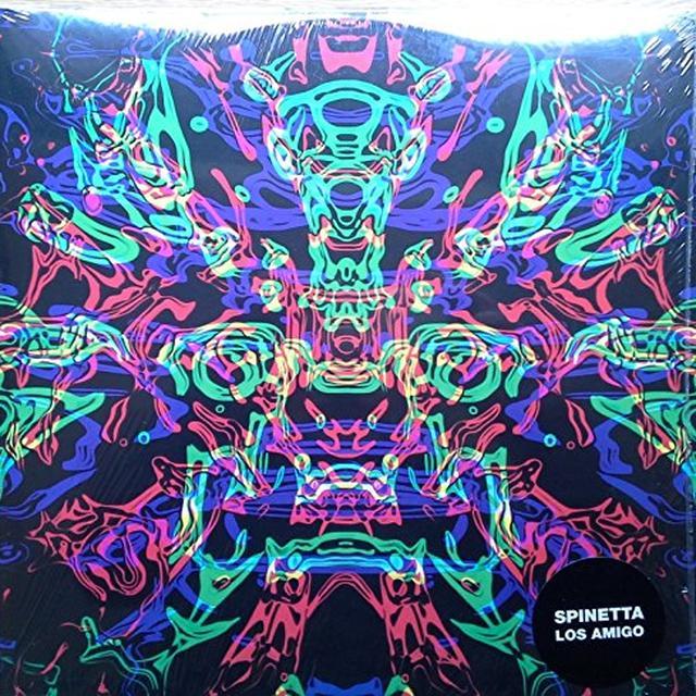 SPINETTA GARCIA FERRON SPINETTA LOS AMIGO (ARG) Vinyl Record