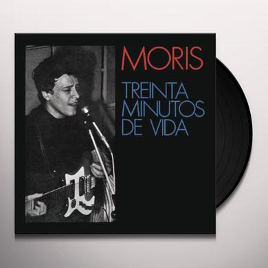 Moris TREINTA MINUTOS DE VIDA Vinyl Record