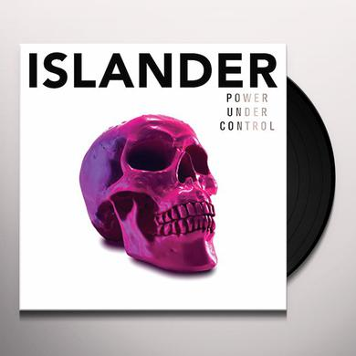 Islander POWER UNDER CONTROL Vinyl Record - Canada Import