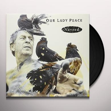 Our Lady Peace NAVEED Vinyl Record