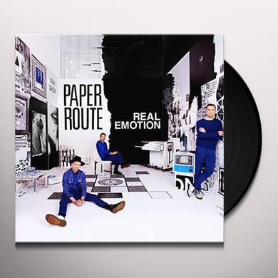Paper Route REAL EMOTION (HK) Vinyl Record