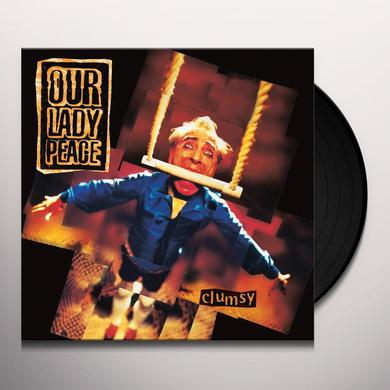 Our Lady Peace CLUMSY Vinyl Record - Canada Import